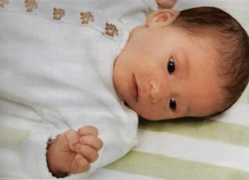 El bebe de Christina Aguilera