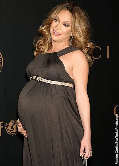 Jennifer Lopez  dará a luz en San Valentín