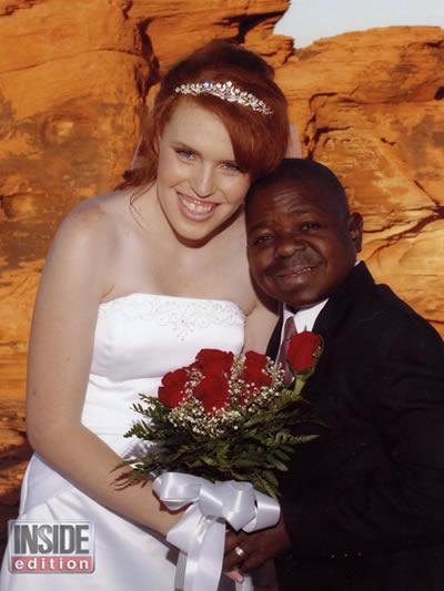 La boda secreta de Gary Coleman