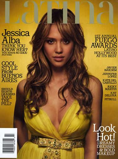 Jessica Alba tendrá gemelos