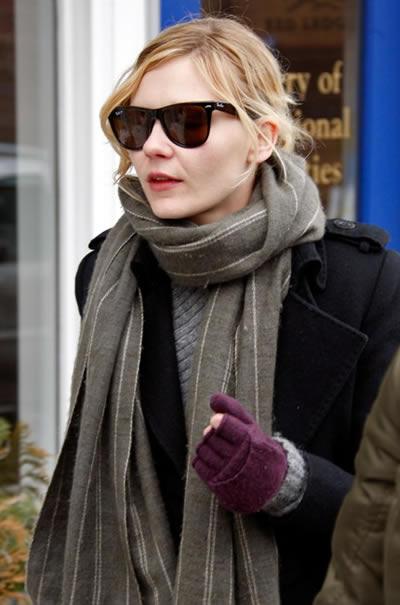 Kirsten Dunst está en rehabilitación