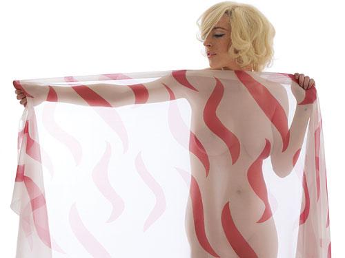 Lindsay Lohan desnuda 7