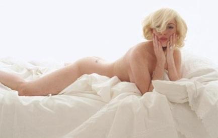 Lindsay Lohan desnuda 2