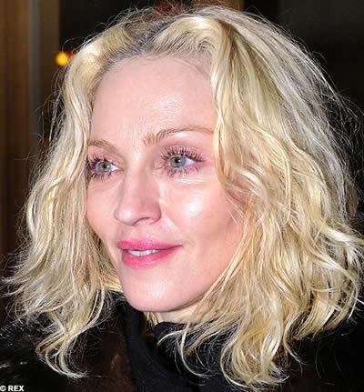 Madonna vieja