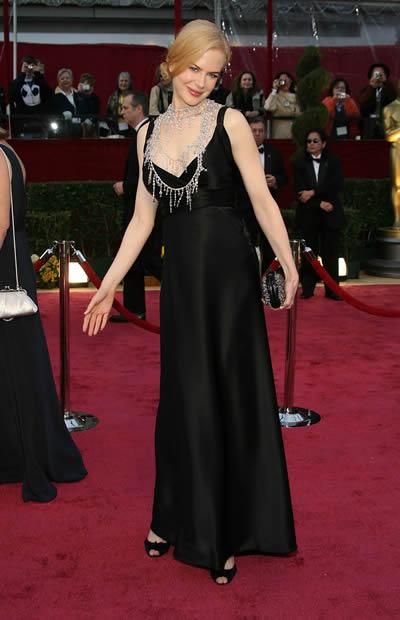 Oscar 2008 Nicole Kidman