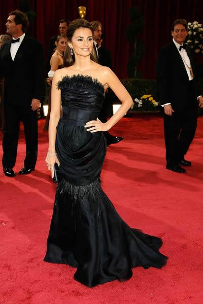 Oscar 2008 Penelope Cruz