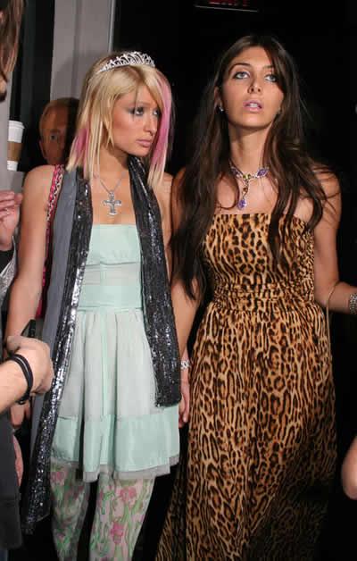 Paris Hilton celebró su cumpleaños 4