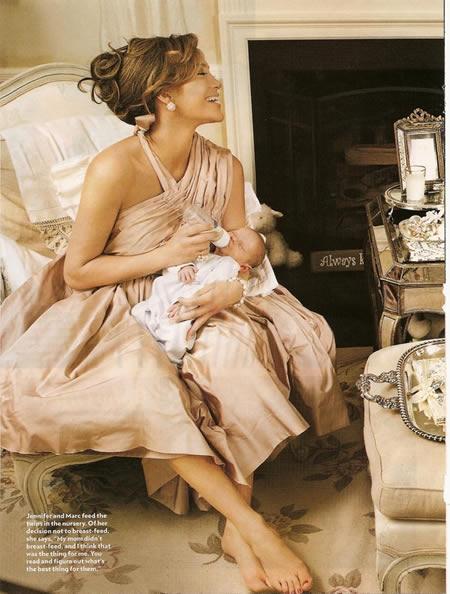 bebes de Jennifer Lopez