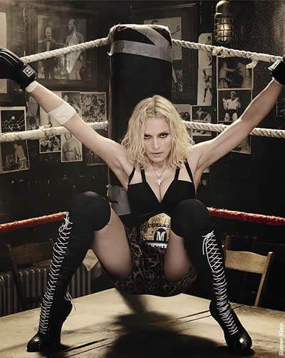 Madonna album nuevo Hard Candy