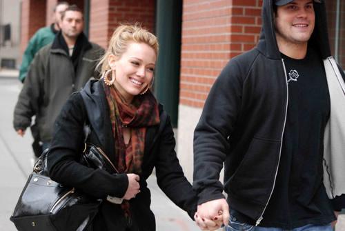 Hilary Duff y su nuevo amor