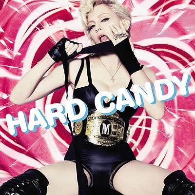 Madonna y su portada de Hard Candy