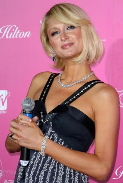 Paris Hilton presentó su nuevo reality show