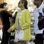 Beyonce embarazada o hinchada