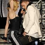 Madonna y Justin Timberlake en vivo 2