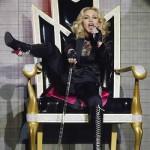 Madonna en vivo