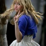 Miley Cyrus reapareció