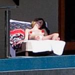 Mischa Barton topless 3