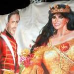 Polémico traje de Verónica y Cristian Castro 2