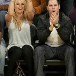 Hilary Duff y su novio 2