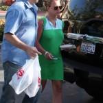Britney Spears sin brassier 2