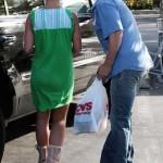 Britney Spears sin brassier 4