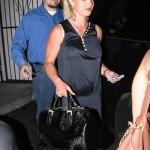 Britney tiene que estar embarazada 4