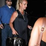Britney tiene que estar embarazada 5