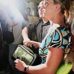 Britney causó revuelo en el aeropuerto 4