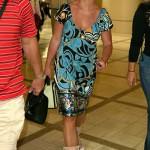 Britney causó revuelo en el aeropuerto 6