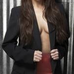 Lindsay Lohan topless promocional