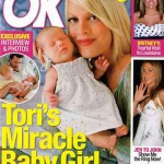 Hija de Tori Spelling portada