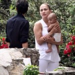 gemelos de Jennifer Lopez y Marc Anthony 2