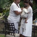 Halle Berry y su hija 3