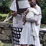 Halle Berry y su hija 5