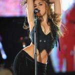 Shakira concierto en Madrid 2