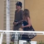 Jennifer Aniston y John Mayer 2