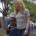 Shakira_escuela_Haiti