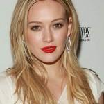 Hilary Duff nuevo look antes