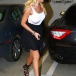 Lindsay Lohan fuera de rehab 11