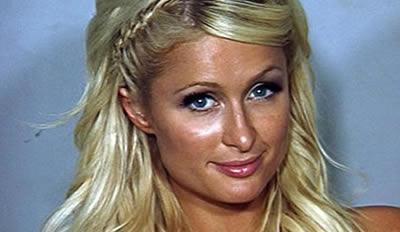 Paris Hilton arrestada port