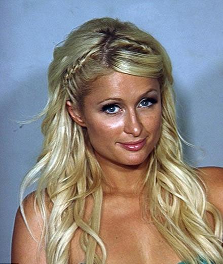 Paris Hilton arrestada