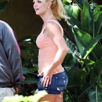 Una sexy Britney vuelve a grabar 5