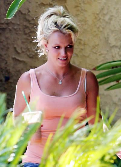 Una sexy Britney vuelve a grabar 8