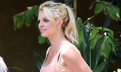 Una sexy Britney vuelve a grabar_port