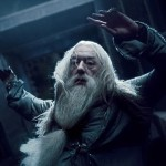 (Dumbledore flashback) Harry Potter And The Deadly Hallows