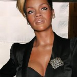 Figura de Rihanna en cera