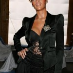 Figura de Rihanna en cera 3
