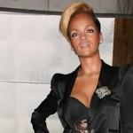 Figura de Rihanna en cera port