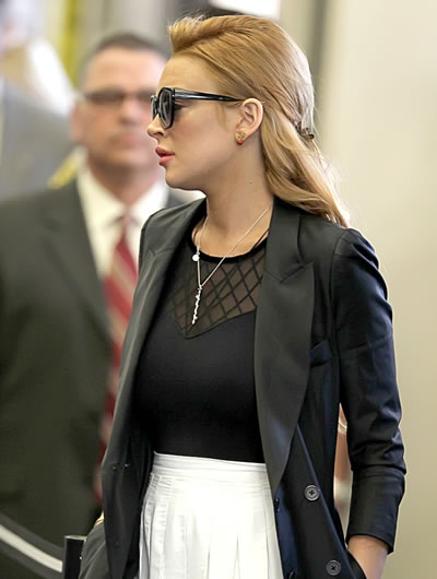 Lindsay Lohan (Audiencia 24 de setiembre) 3