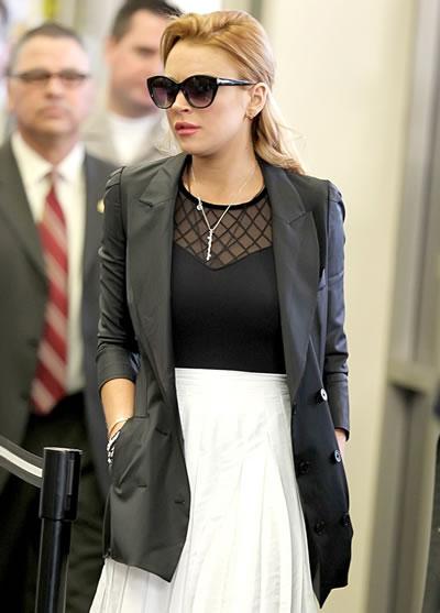 Lindsay Lohan (Audiencia 24 de setiembre) 4